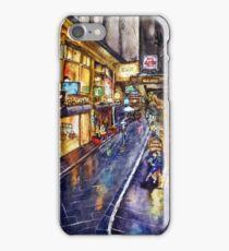Rainy Melbourne iPhone Case/Skin