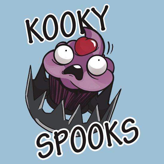TShirtGifter presents: Keyori's Kooky Spooks   Unisex T-Shirt