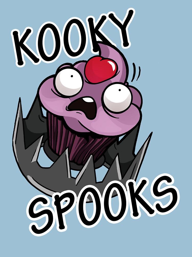 TShirtGifter presents: Keyori's Kooky Spooks | Unisex T-Shirt