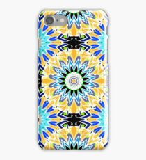 The ornament colorful . Graphics . iPhone Case/Skin