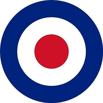 RAF Roundel by iolaire