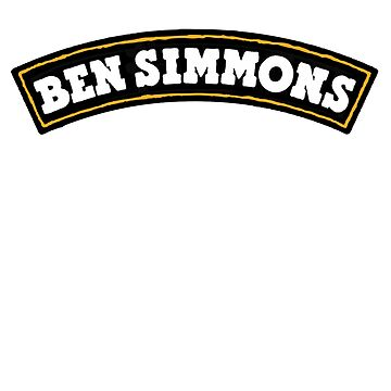 BEN SIMMONS by APietrasiak