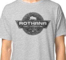 Rothana Heavy Engineering Classic T-Shirt