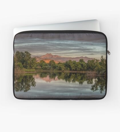 Twin Peaks And Golden Ponds Laptop Sleeve