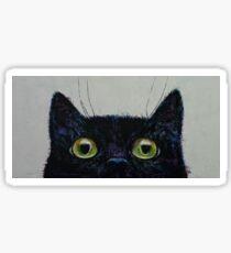 Cat Eyes Sticker