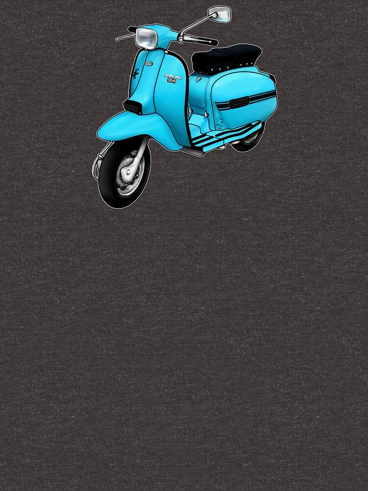 Scooter T-shirts Art: DL 125 Scooter Design by yj8dsk57