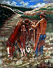 High Country Morning by Susan McKenzie Bergstrom