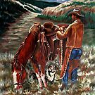 High Country Morning by Susan  Bergstrom