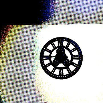 Clock On A Wall by SelfConscious