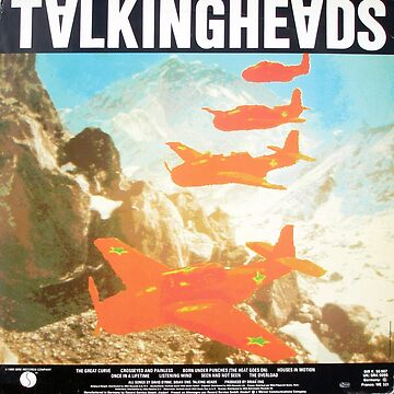 Talking Heads Vinyl Artwork by Westlake1972