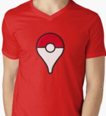 Pokémon Go - Pokéball! Mens V-Neck T-Shirt