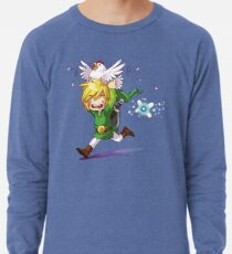 Cucco Run! - Legend of Zelda Lightweight Sweatshirt