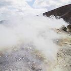 Fumaroles by laurabaker