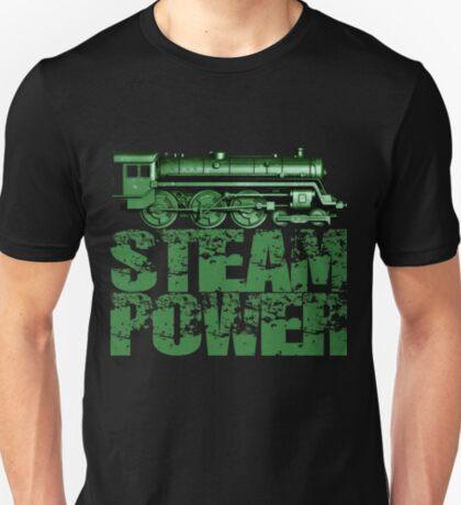 Steam Power Vintage Steam Loco T-Shirt
