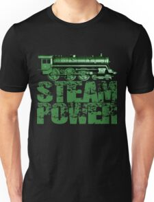 Steam Power Vintage Steam Loco T-Shirt
