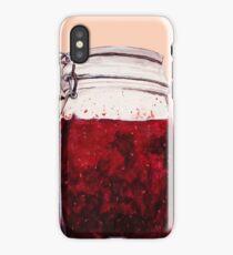 plain ol' jam jar iPhone Case