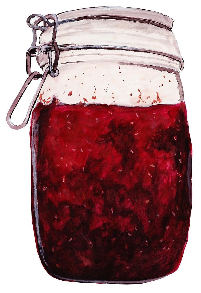 plain ol' jam jar by LUUL