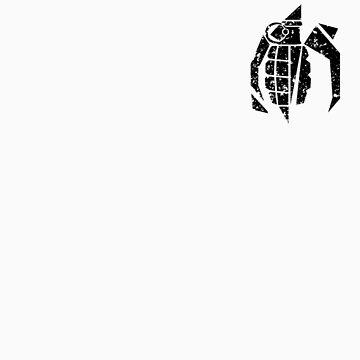 Goonrathi Insignia - Black Pocket  by goonrathi