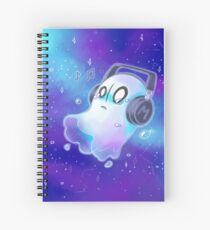 Napstablook Spiral Notebook