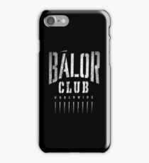 Balor Club iPhone Case/Skin