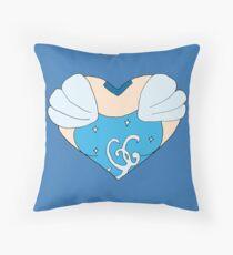 Cinderella's Heart Throw Pillow
