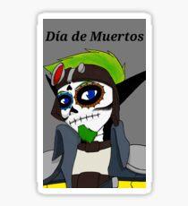 Jak Day of the Dead Sticker