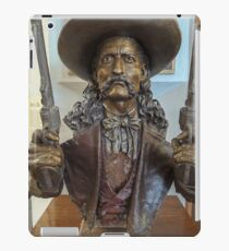 """Wild Bill"" iPad Case/Skin"