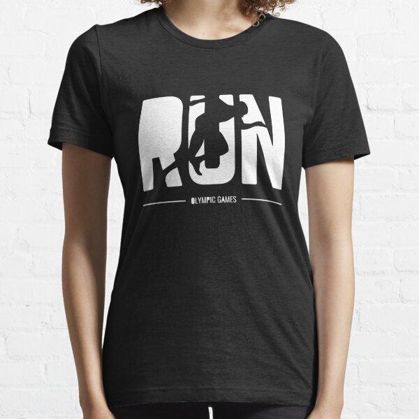 RUN Olympic Games Essential T-Shirt