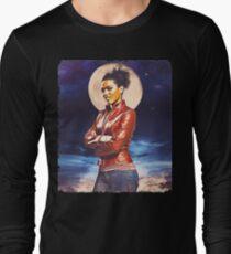 Martha Jones (vignette) Long Sleeve T-Shirt