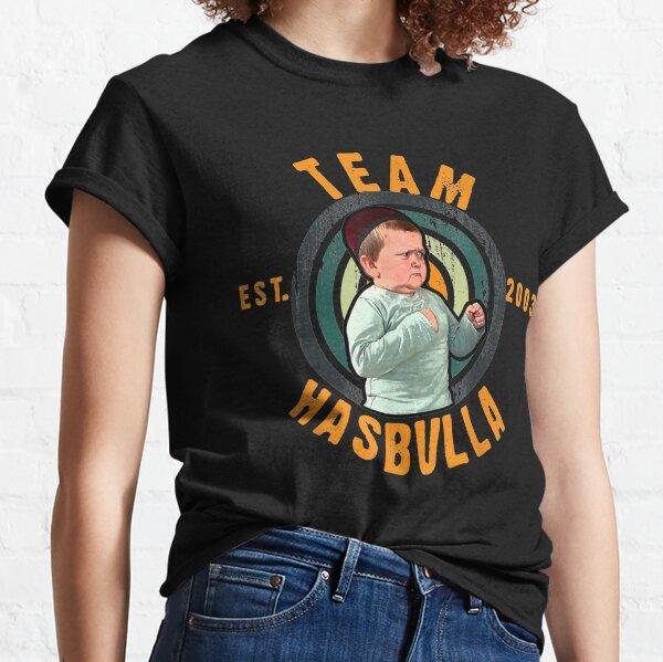 Hasbulla - Lustiges Hasbulla Hasbullah Lächeln Classic T-Shirt