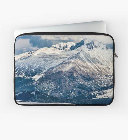 Snow Palaces of Trail Ridge Road Laptop Sleeve