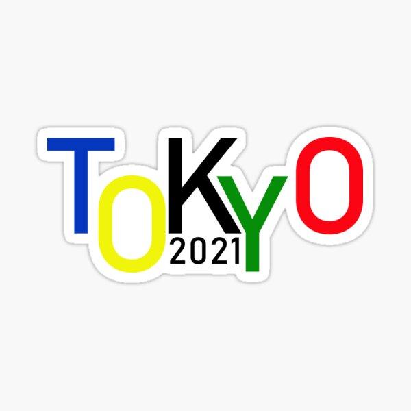 Tokyo 2021 Olympics Sticker