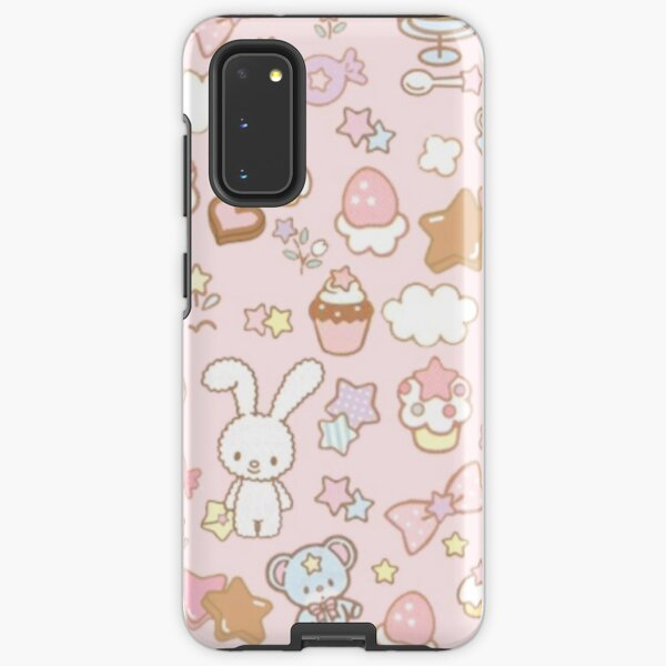 Pastel kawaii Samsung Galaxy Tough Case