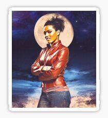 Martha Jones Sticker