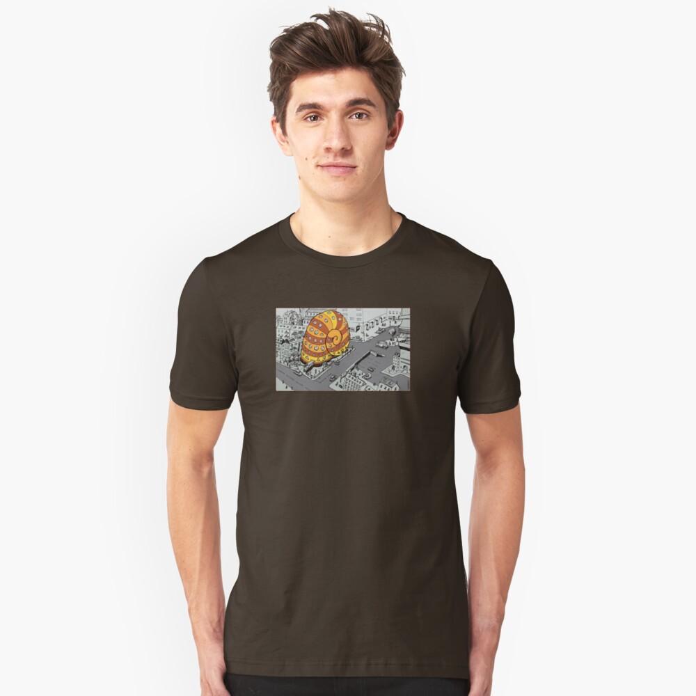 Snailhouse City Slim Fit T-Shirt