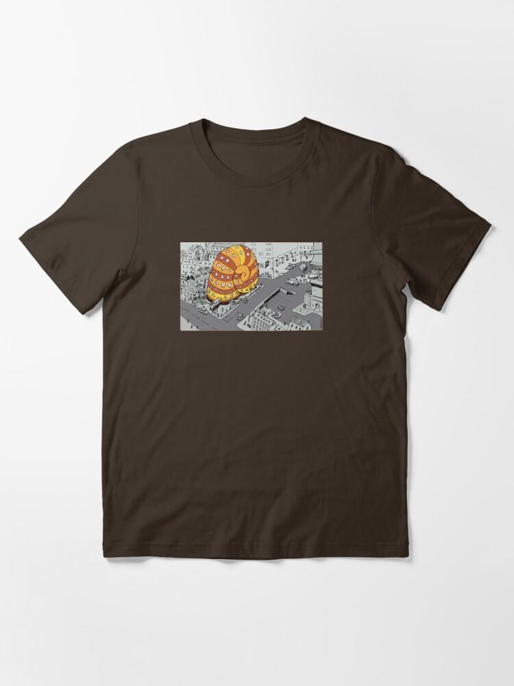 Alternative Ansicht von Schneckenhaus-Stadt Essential T-Shirt