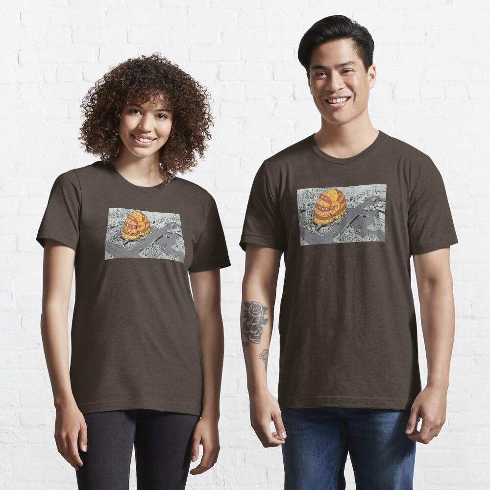 Schneckenhaus-Stadt Essential T-Shirt