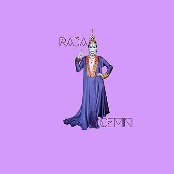 Raja Drag Race Season 3 Winner by STILLBIRTH