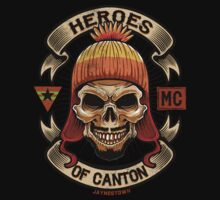 Heroes of Canton Bike Club | Unisex T-Shirt