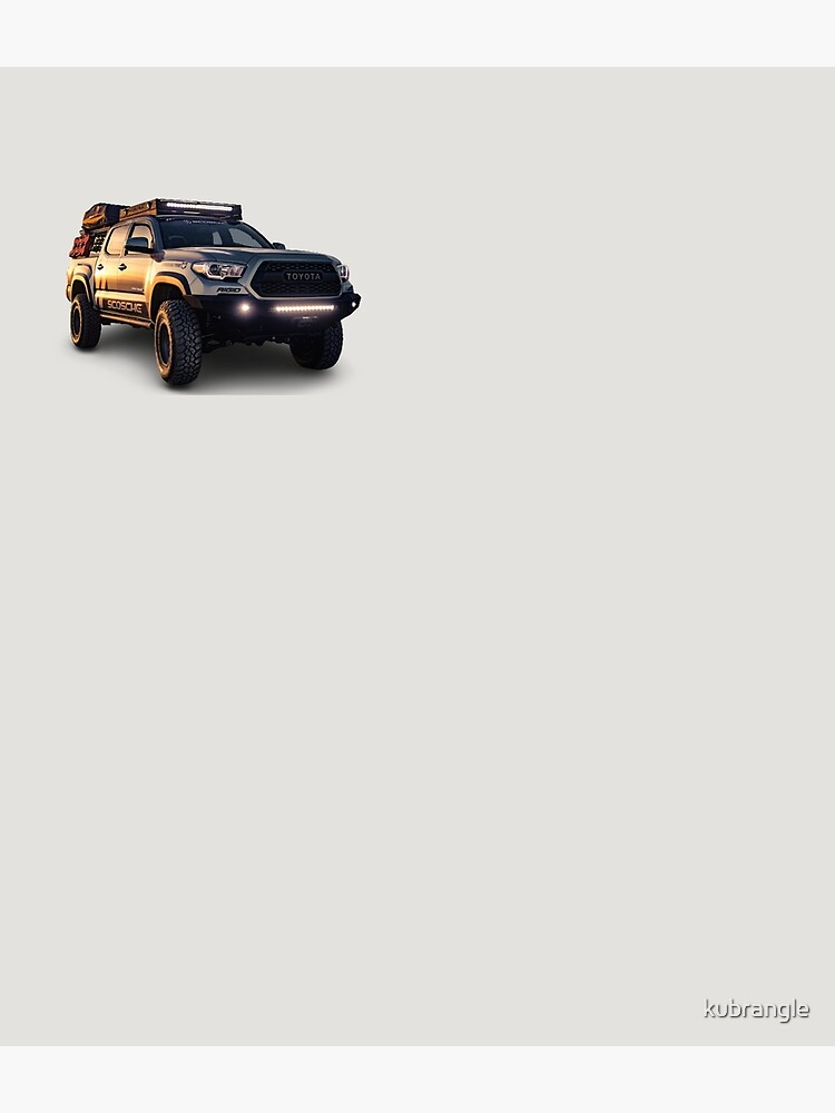 Toyota 4WD Land Cruiser 4x4 by kubrangle