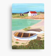 Hebridean Bay 2 Canvas Print