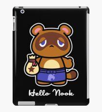 Hello Nook iPad Case/Skin