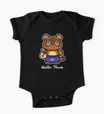 Hello Nook One Piece - Short Sleeve