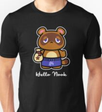Hello Nook Unisex T-Shirt