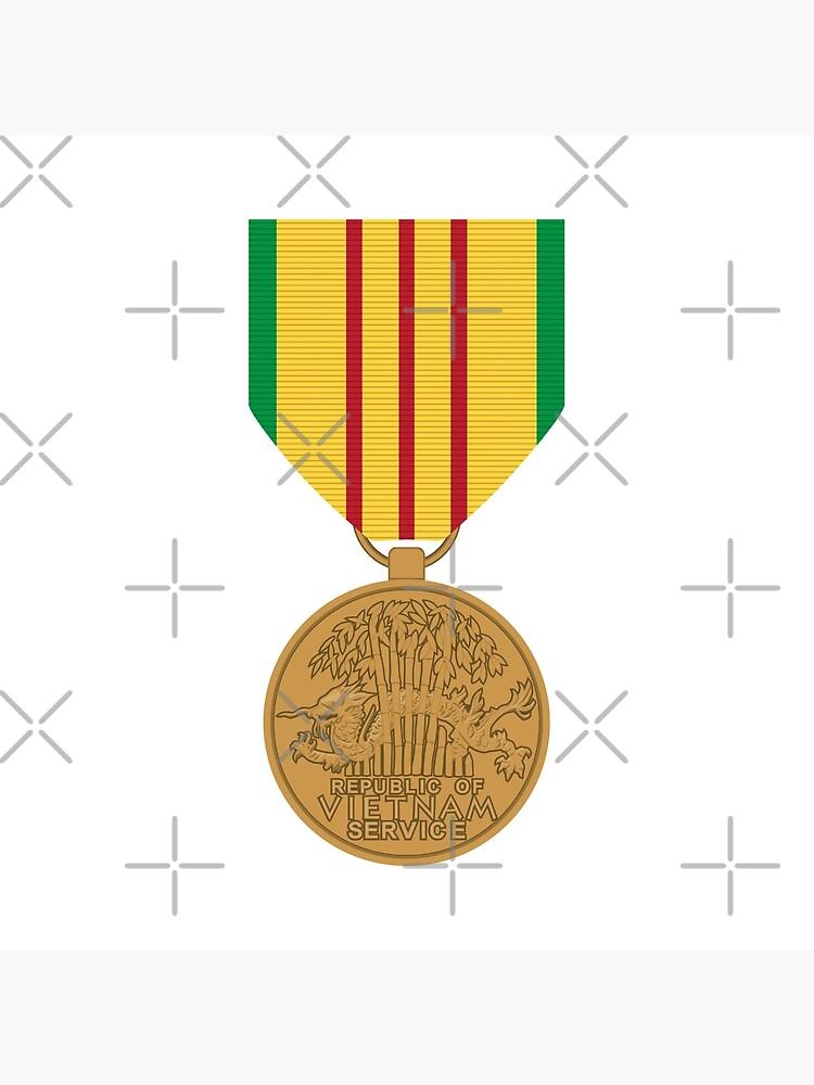 Vietnam Medal by jcmeyer
