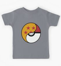 Dragon Ball x Pokemon Kids Tee