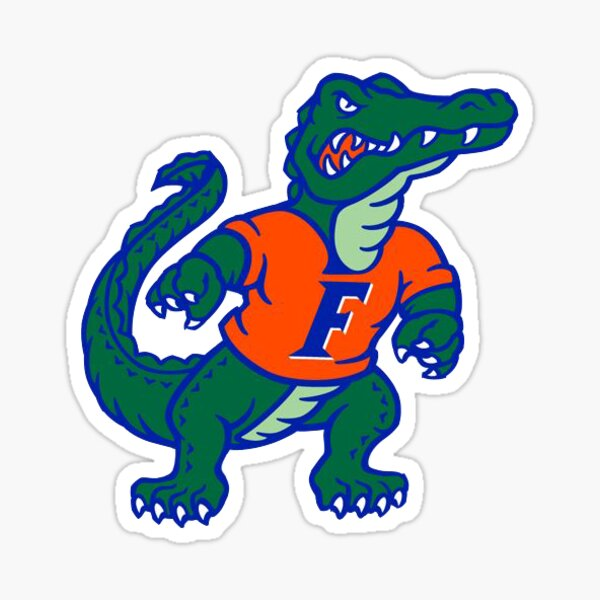 Florida Gator  Sticker