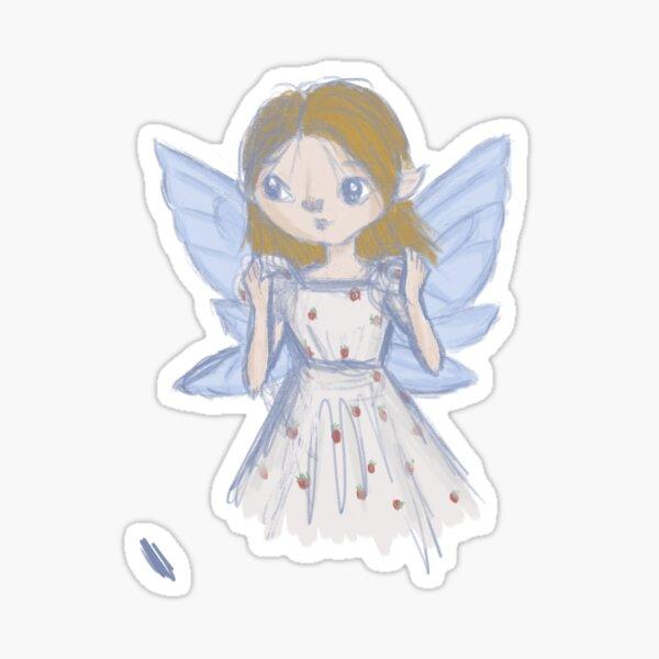 Fairy Lilac Sticker