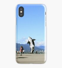 Vancouver, BC: 8-Bit Orca iPhone Case/Skin
