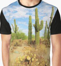 Cactus Graphic T-Shirt
